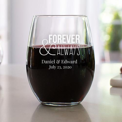 The Stemless 9 oz Wine Glass V2